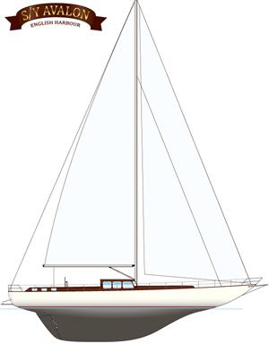 Avalon Segelplan 300p